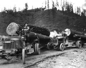 Griffith & Graeber Logging, 1921