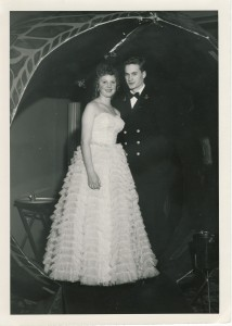 Pat and Edwina Van Eaton (1960) 