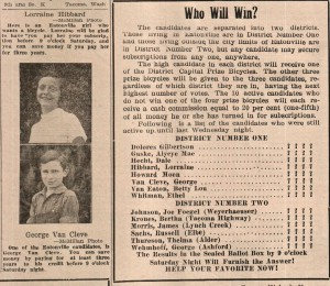 1936 Dispatch Subscription Contest