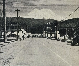 Center St. ca 1957