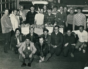 1960s Eatonville Fire department guys