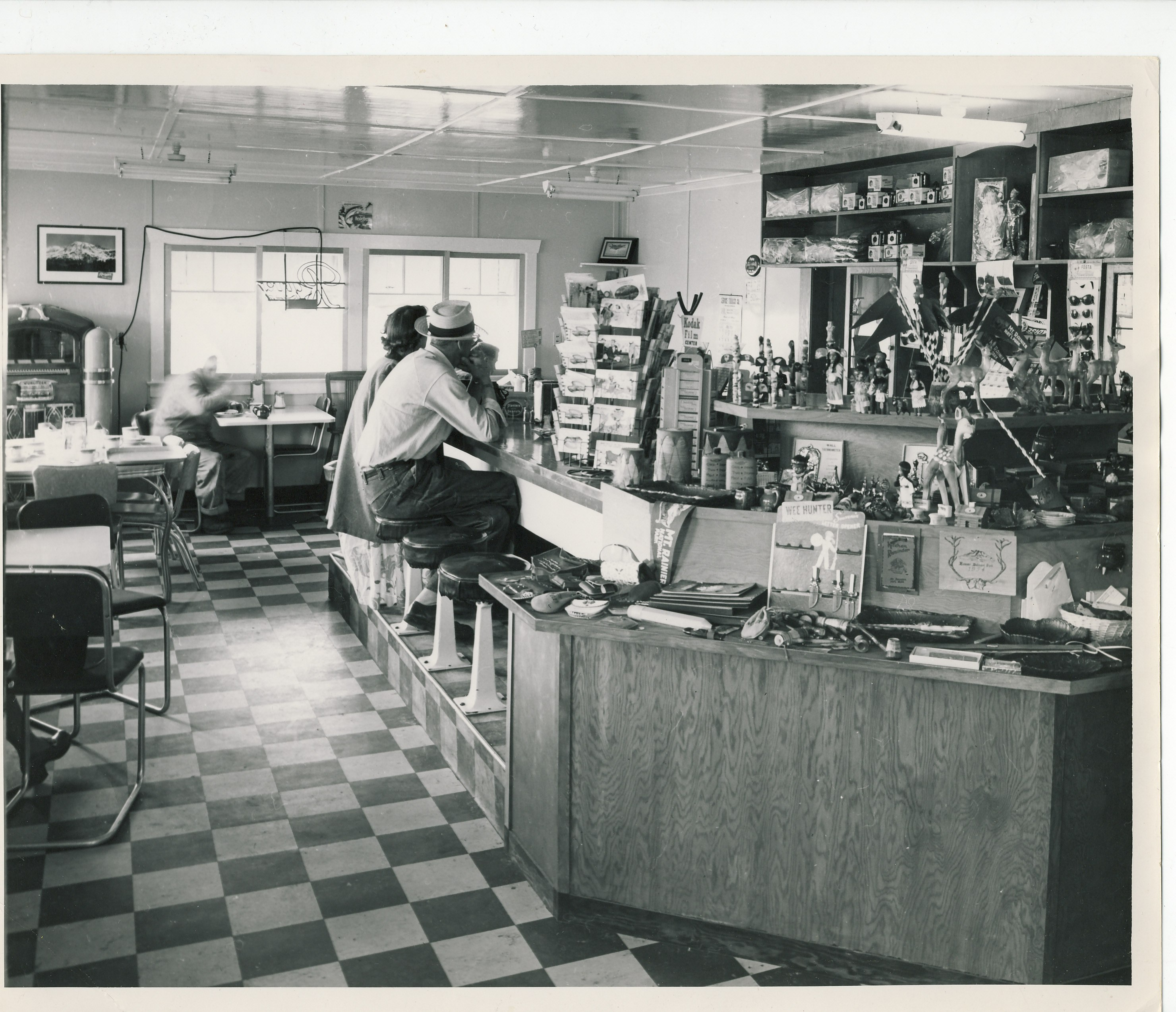 Eatonville to Rainier » King's Place through the Years  Eatonville to R...