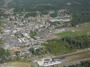 Town of Eatonville - August 2012