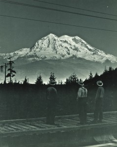 Mt. Rainier (ca. 1960s)