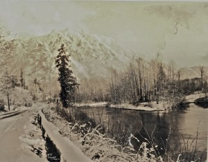 Snoqualmie River, Dec. 1926