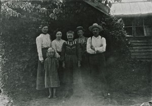 Walter Ashford and Family