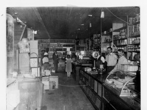 Eatonville Lumber Company Store - grocery