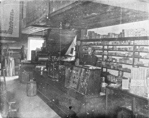 Old Eatonville hardware store