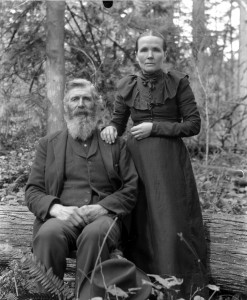 Hettie Duncan Williams' parents -