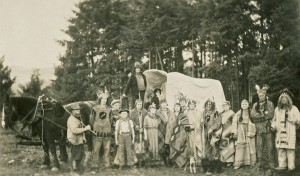 Redmen's Pocahontas Group
