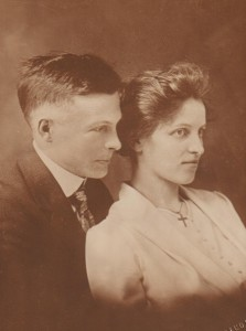 Scott Turner and his wife Annie (Mensik) Turner