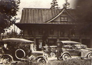 Canyada Lodge, ca. 1920