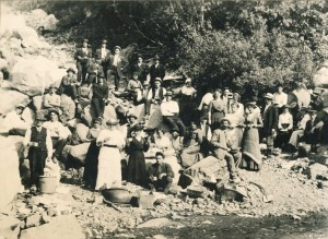 Redman - Pocahontas Picnic on the Nisqually River