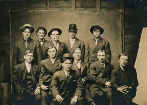Men of Eatonville (ca. 1903)
