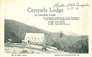 Canyada Lodge #2, 1940s