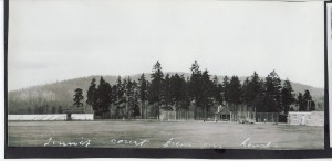 Tennis Courts (ca. 1937)