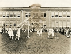 May Pole Dance 1928