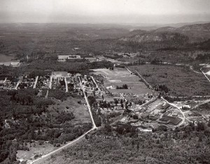 Overhead view of Eatonville 1946