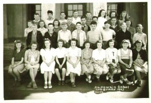 Kapowsin 1947 - 7th Grade