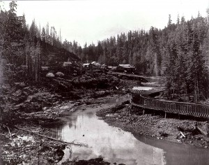 Nisqually Power Plant, 1911
