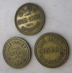 Eatonville Coin Front