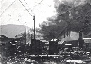Pacific National Fire - May 13, 1912