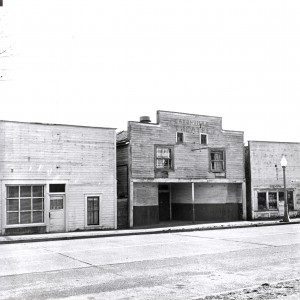 Old Eatonville Theater, ca. 1957