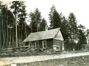 Original Eatonville School House