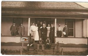 Lumberman's Hospital, April 1912