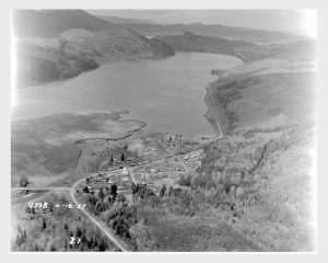 Elbe, 1957, Nisqually Reservoir