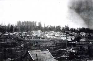 Photo of Eatonville, WA in the 20's