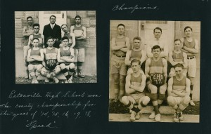 1917 Eatonville BB team