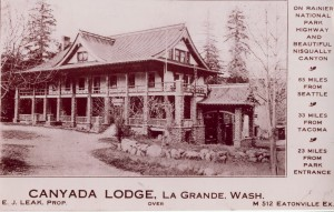 Canyada post card