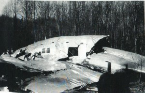 Downed Jet in 1939