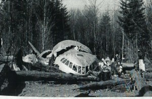 Those arriving to the 1939 crash found no one alive.
