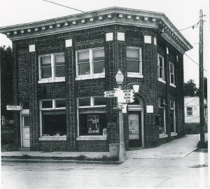 The Eatonville Bank around the times of the bank robberies