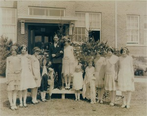 May Day Court ca 1929