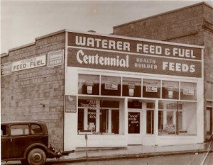Waterer Feed & Fuel