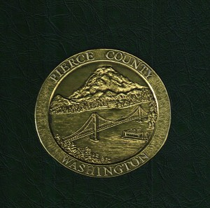 A Pictorial History of Pierce County, WA