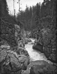 Nisqually River, early 1900s