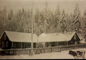 Hotel Snow, the early years