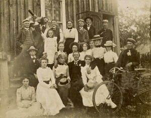 Ohop Valley Youth, 1900