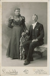 Henry and Matilda (Anderson) Hedberg