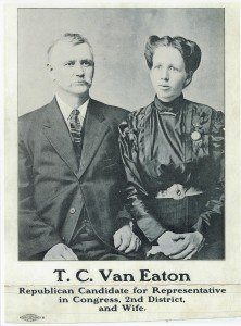TC Van Eaton & Wife Nellie