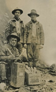 Canyon Road Explosives 1920s