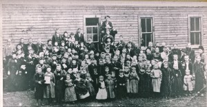 Rainier School prior to 1902