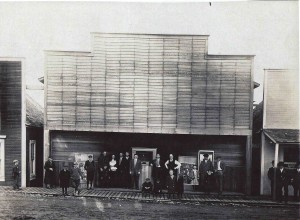 First Eatonville Theater