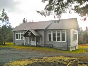 Alder Community Center, previously the Alder School
