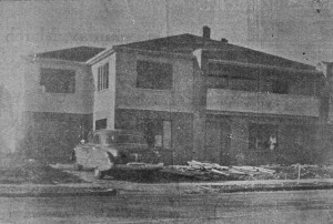 Nevitt Clinic in 1951