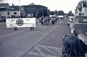 Robin Hood Day Parade (1954)